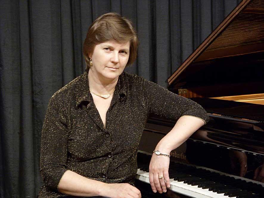 Pornic - 11/10/2016 - Pornic :  Cours de piano particuliers avec Ludmila Zaitseva